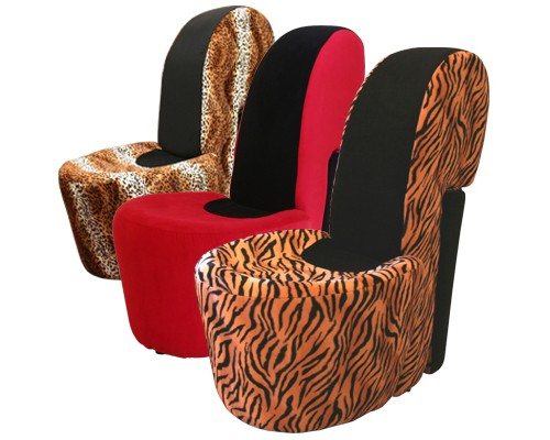 Stiletto Shoe Chair / Novelty Chairs / FU145