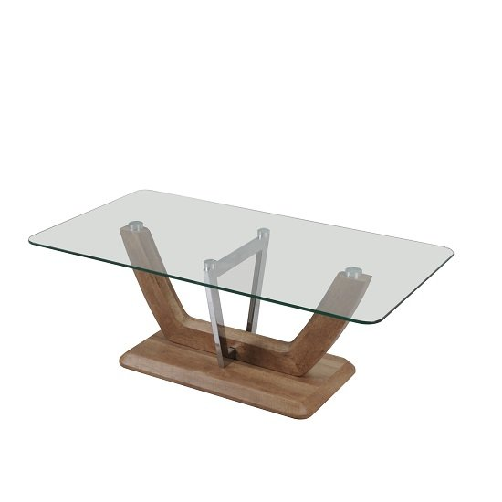 Buy Cheap Clear Glass Coffee Table