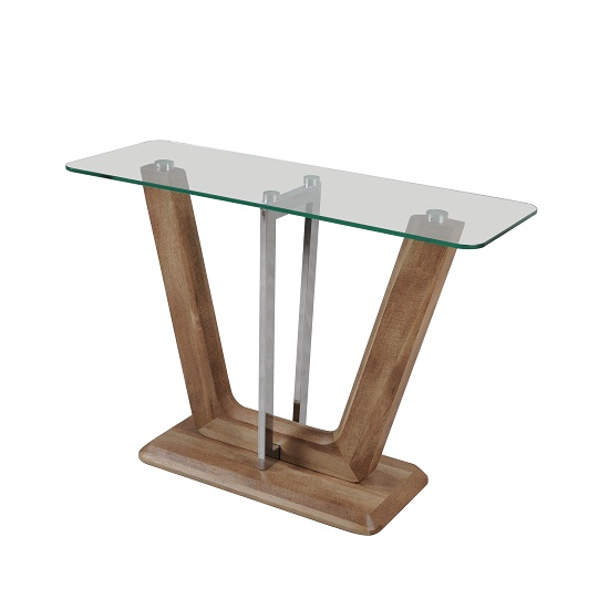 Buy Cheap Glass Wood Coffee Table Compare Tables Prices For Best Uk Deals