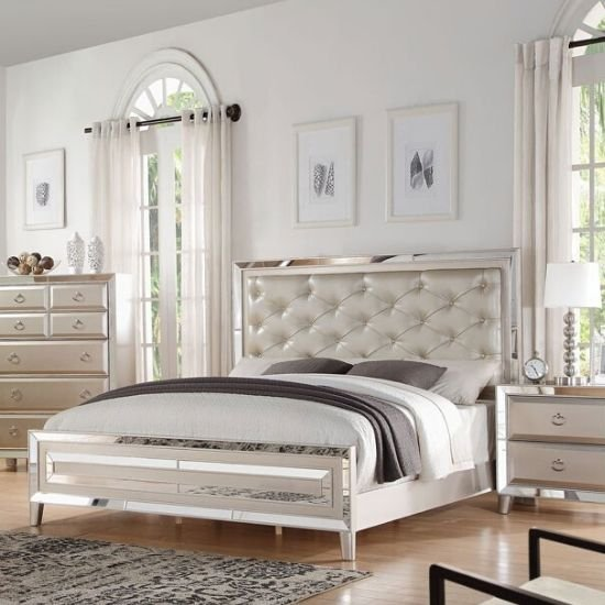 Explore our beautifully designed bedroom furniture sets to add a luxury touch to your bedroom