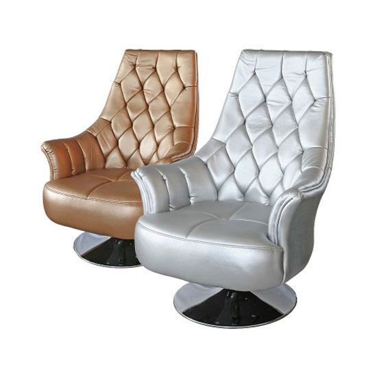 fw693 montegnano swivel chair - Retro Furniture: Major Trends And Decoration Advice