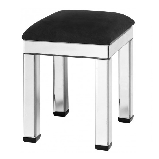 Mirrored Stool Find It For Less