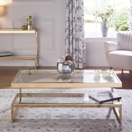 Glass Coffee Tables Uk Only: Glass Coffee Tables UK