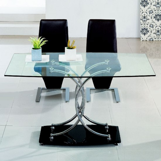 Glass Dining Room Tables Best Dining Table Ideas