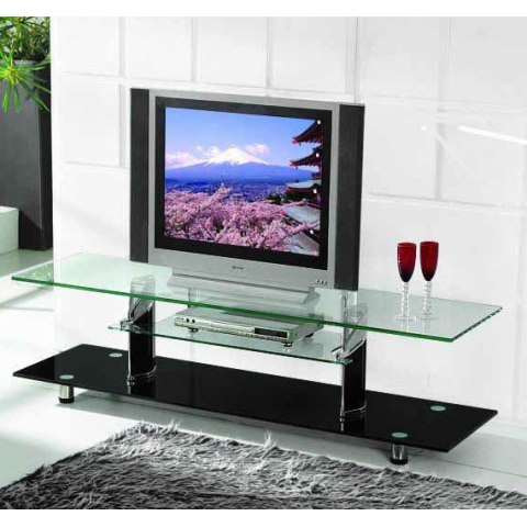 glass tv shelf group picture image by tag