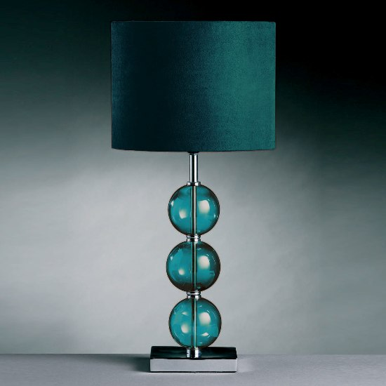 Teal Table Lamps on Mistro Teal Table Lamp 2501169 Features  Contemporary Lighting