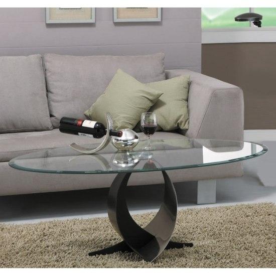 Montana Glass Coffee Table