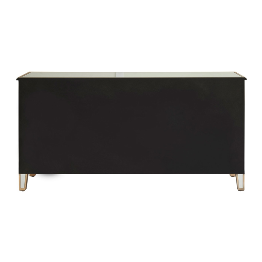 Dziban MDF Sideboard With With Mirrored Glass     _2