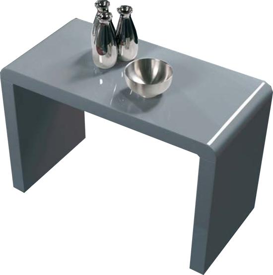 Grey High Gloss Coffee Table Uk: Grey High Gloss Side / Coffee Table