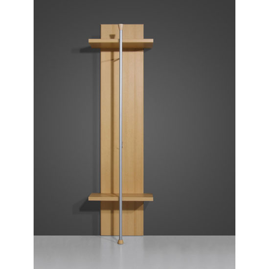 Tom Beech Wall Mounted Hallway Stand
