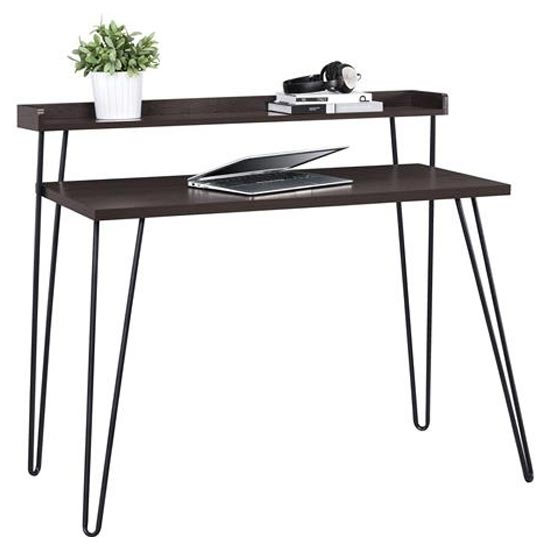 Haven Wooden Laptop Desk With Riser In Espresso_2