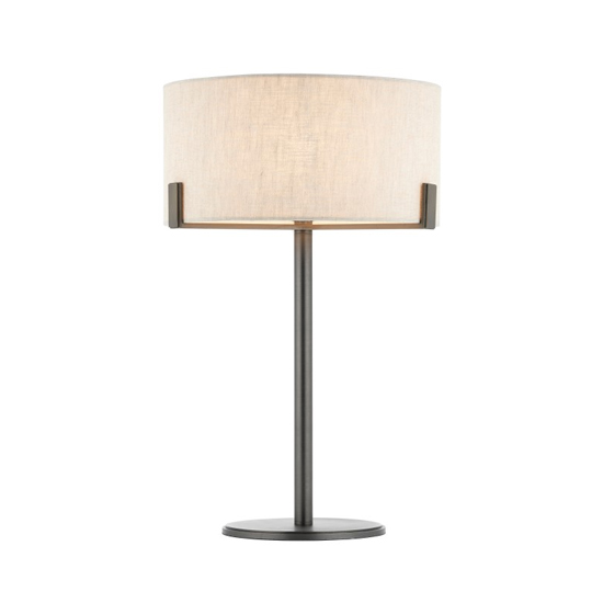 Hayfield Table Lamp In Brass