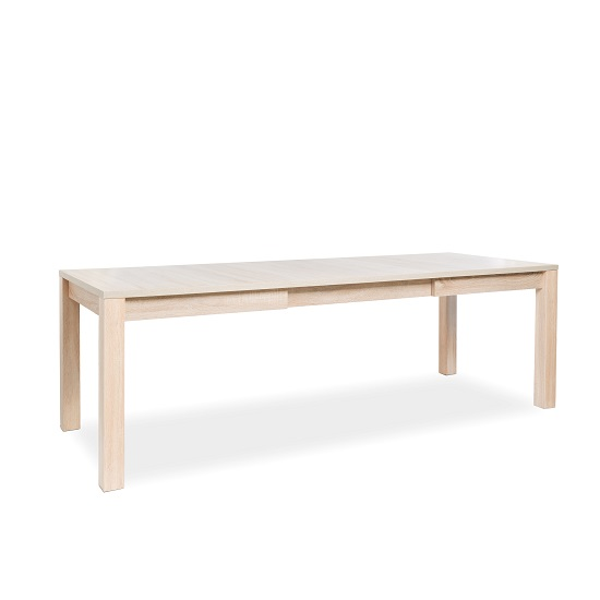 Helena Wooden Extendable Dining Table In Sonoma Oak_2