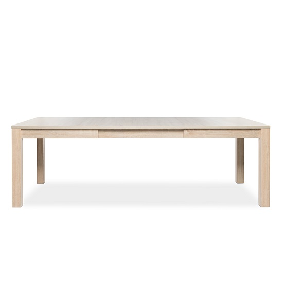 Helena Wooden Extendable Dining Table In Sonoma Oak_3