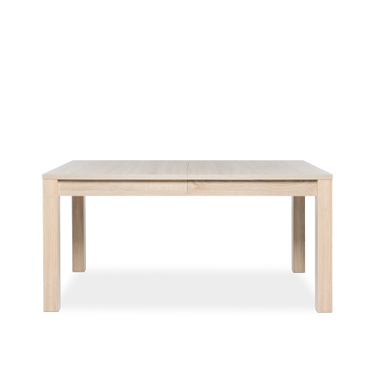Helena Wooden Extendable Dining Table In Sonoma Oak_4