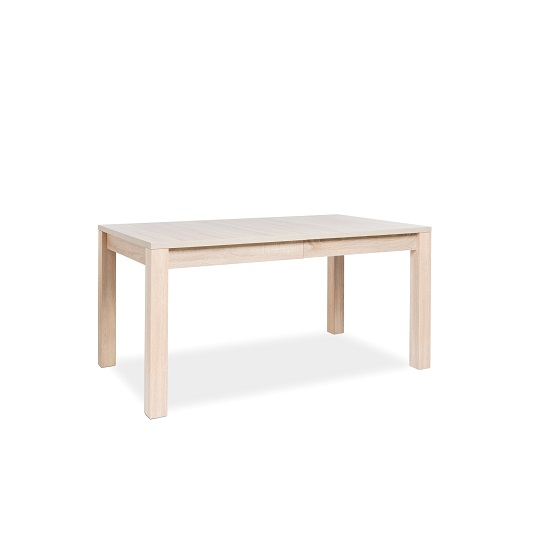 Helena Wooden Extendable Dining Table In Sonoma Oak_5