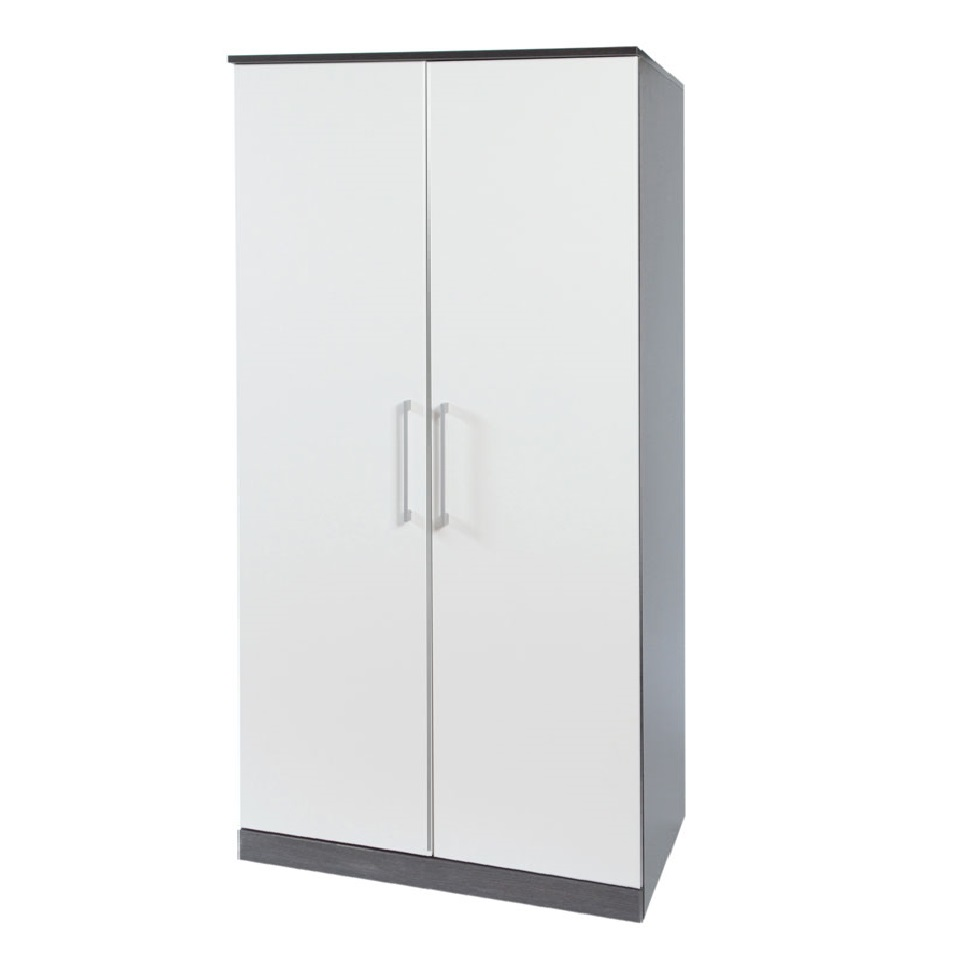 Heaven 2 door tall wardrobes price comparison for Furniture in fashion