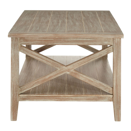 Heritox Winter Melody Wooden Coffee Table In Natural_3