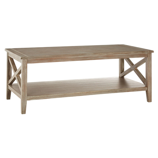 Heritox Winter Melody Wooden Coffee Table In Natural_1