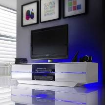 high gloss TV stands, units & cabinets UK