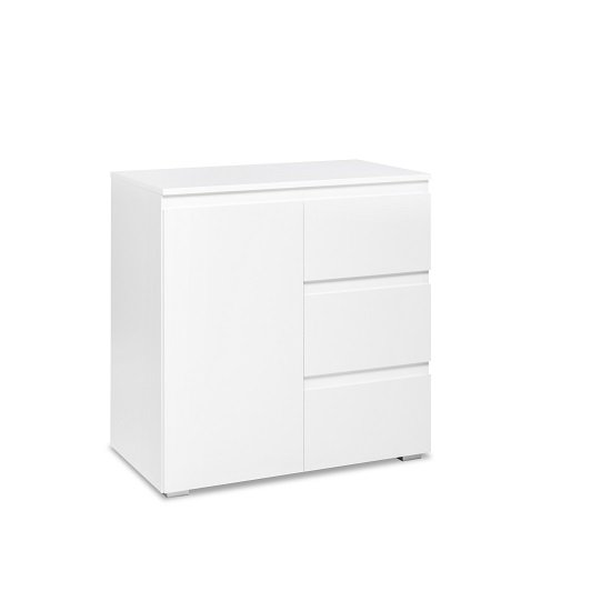 Hilary Contemporary Wooden Chest Of Drawers In White_3