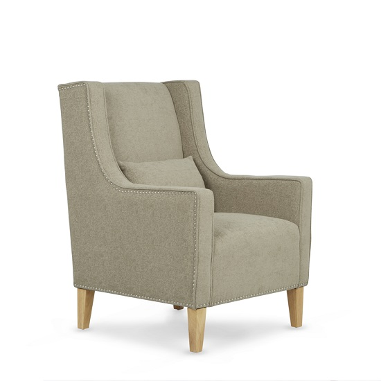 Hilton Fabric Lounge Chair With Foot Stool In Sage_2