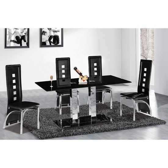 holly dining table miller design DSC 2200 - Magical Collection Of Dining Room Furniture From Furnitureinfashion: 7 Gorgeous Ideas
