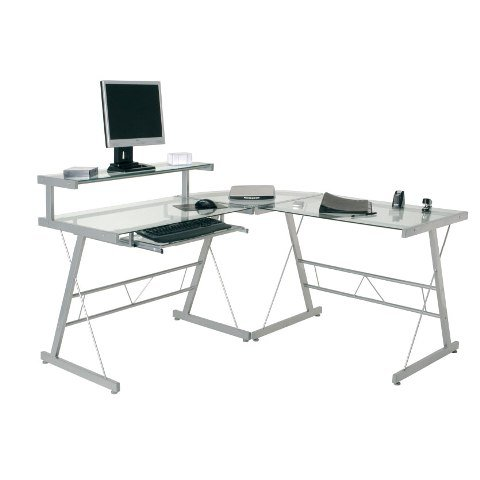 Sherwood Corner Desk. The Sherwood home office range has a modular