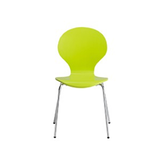 Ibiza Set Of 4 Dining Chairs In Lime_2