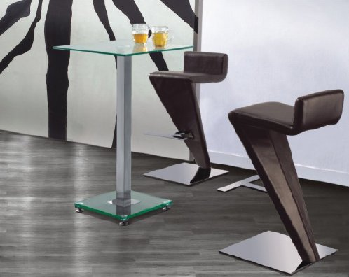 ice bar table with z stool2 - Trade Show Furniture, Quality Matters