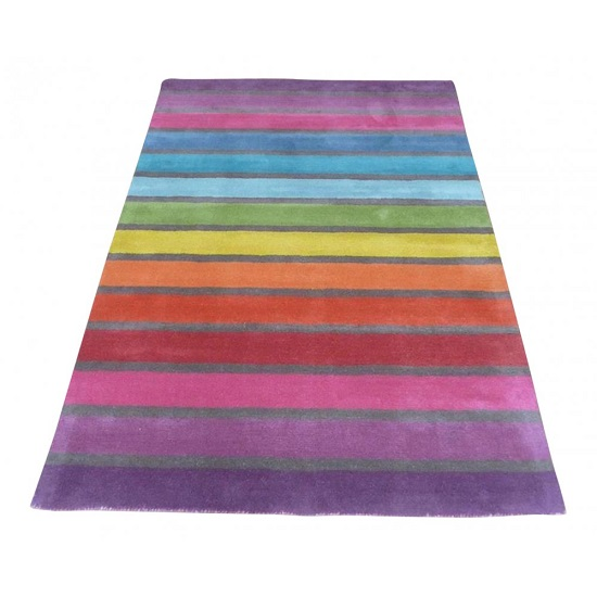 Illusion Candy Rug_2