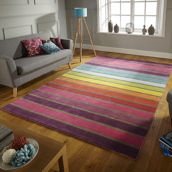 Illusion Candy Rug_1
