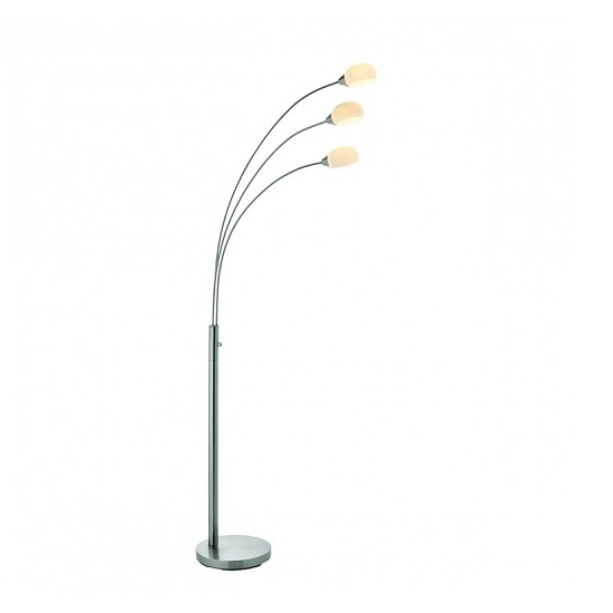 Jaspa Three Warm White LED Floor Lamp