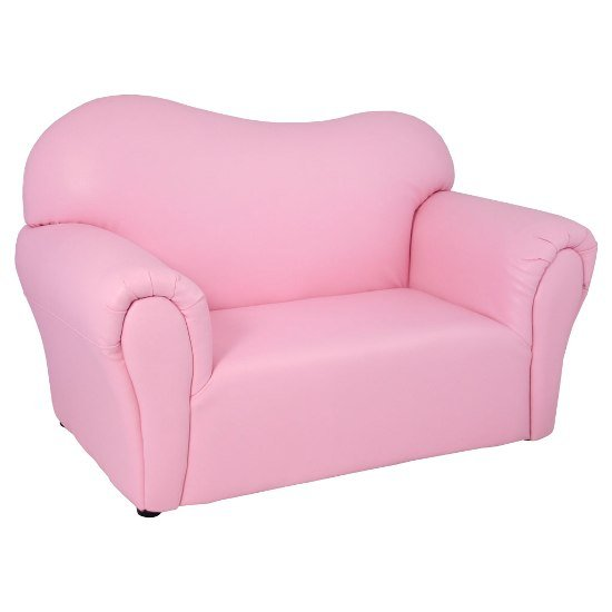 kids pink sofa fu120pk - Furniture For Routine Care And Play Can Now Be Adjusted With Your Furniture