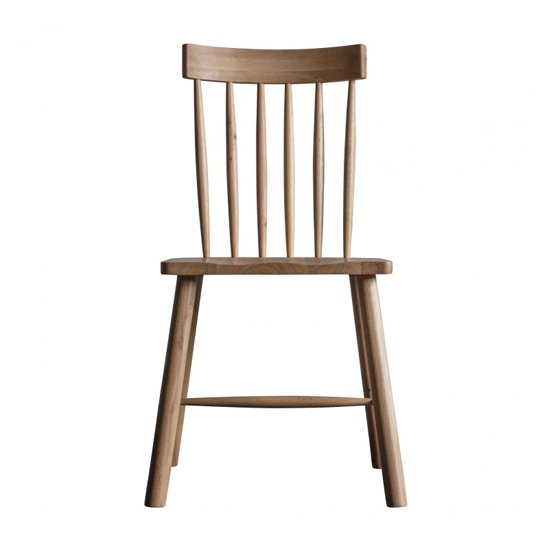 Kingham Wooden Dining Chair In Oak