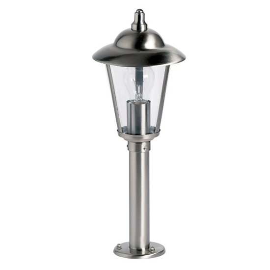 Klien Table Lamp In Chrome