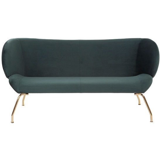 Giausar 2 Seater Sofa In Green