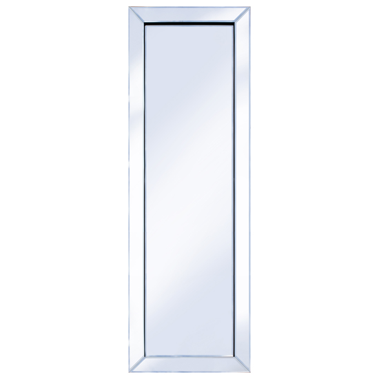 Large Rectangular Wall Mirror brilliance 120x40 rectangle wall mirror, po895 15122