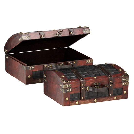 leather storage cases 2402660 - 10 Creative Storage Chests For Your Home