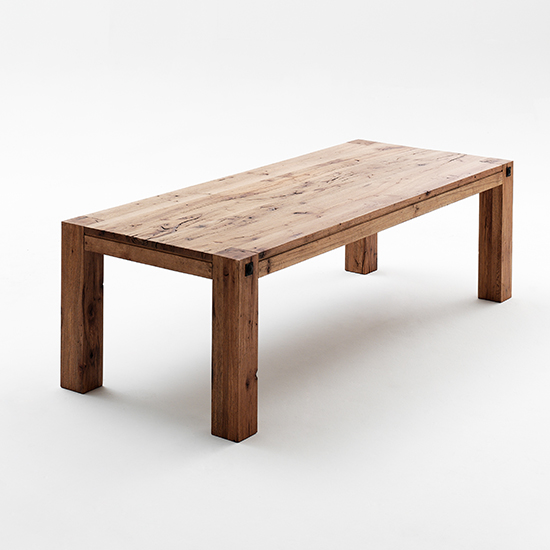 Leeds Small Wooden Dining Table In Oak Bassano_1