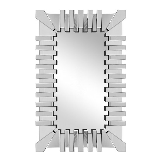 Lema Designer Rectangular Wall Mirror_2