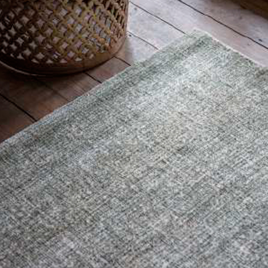 Lennox Medium Fabric Upholstered Rug In Sage_3