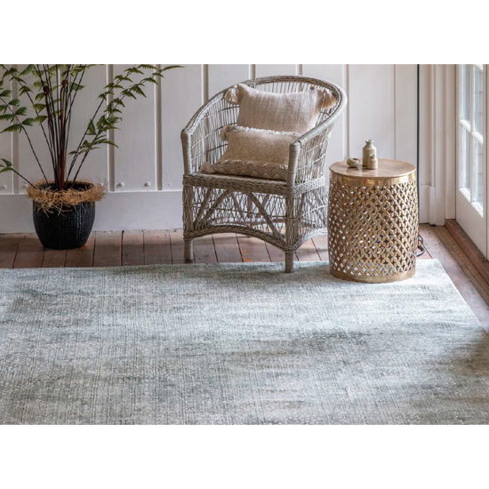 Lennox Medium Fabric Upholstered Rug In Sage_4