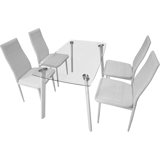 Glass Dining Tables And 4 Chairs Furnitureinfashion UK : libbydinset from www.furnitureinfashion.net size 550 x 550 jpeg 85kB