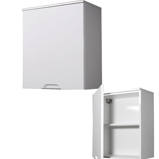 Excellent Verona White Gloss Bathroom Furniture