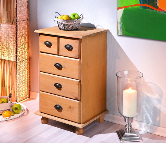 Lisi 3 + 2 Drawer Chest