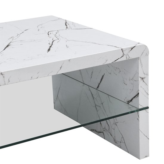Momo High Gloss Coffee Table In Vida With Glass Undershelf_7