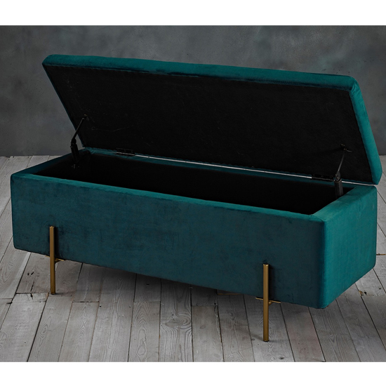 Lola Storage Ottoman In Teal_2