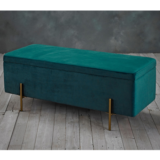 Lola Storage Ottoman In Teal_1