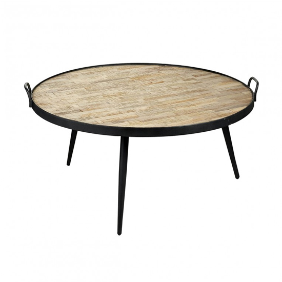 Ludlow Coffee Table In Recycled Teak